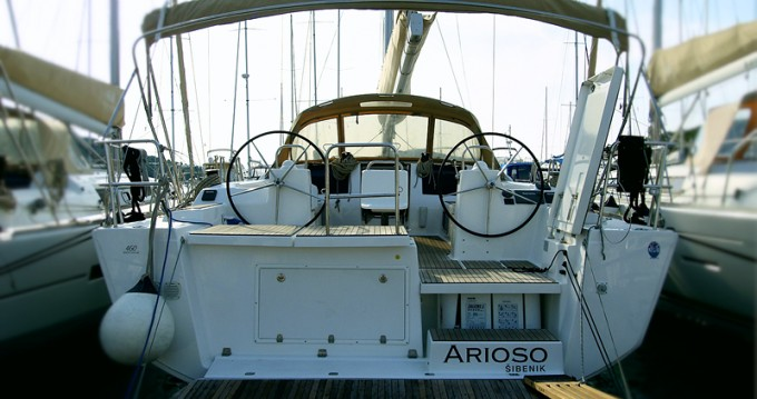 Alquiler de barcos Dufour Dufour 460 Grand Large enRogoznica en Samboat