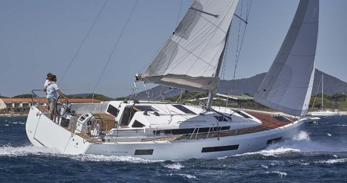 Alquiler de barcos Paros barato de Sun Odyssey 440