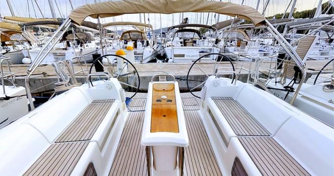 Alquiler de yate Rogoznica - Dufour Dufour 410 Grand Large en SamBoat