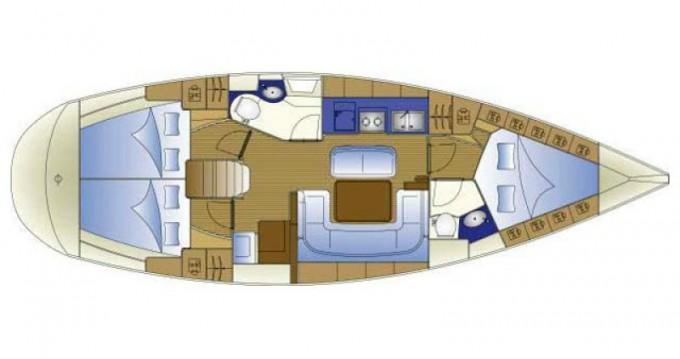 Alquiler de Bavaria Bavaria 40 Cruiser en Kos