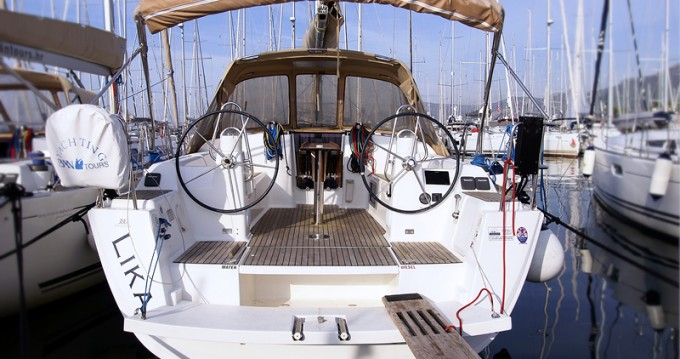 Alquiler de yate Rogoznica - Dufour Dufour 380 Grand Large en SamBoat