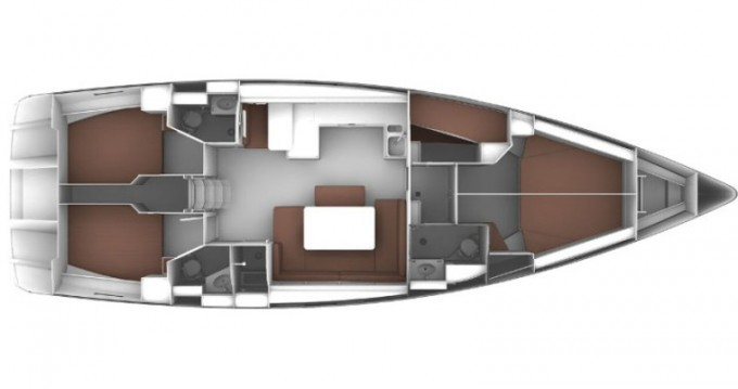 Alquiler de barcos Miconos (Isla) barato de Cruiser 51