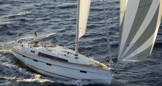 Bavaria Cruiser 41 entre particulares y profesional Atenas