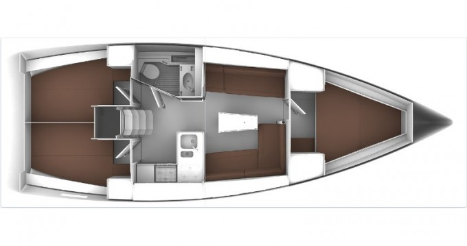 Alquiler Velero en Atenas - Bavaria Cruiser 37