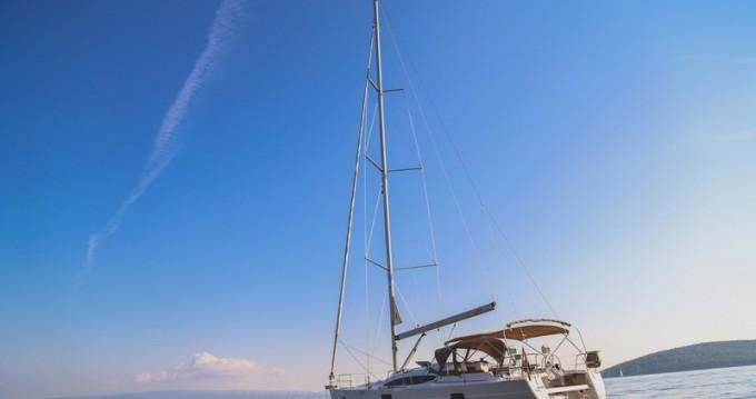 Alquiler de barcos Split barato de Elan 50 Impression