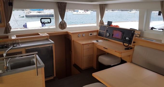 Alquiler de yate Portisco - Lagoon Lagoon 450 F en SamBoat