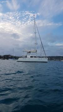 Alquiler Catamarán en Portisco - Lagoon Lagoon 450 F