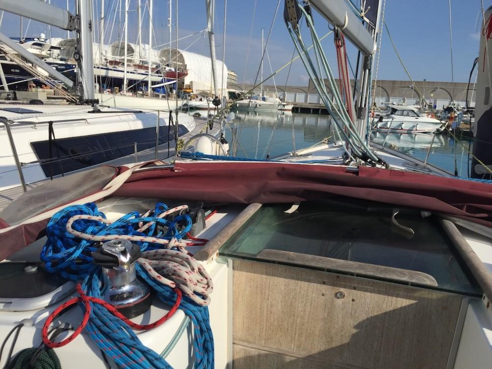 Alquiler de barcos Bénéteau Oceanis Clipper 423 enOlbia en Samboat