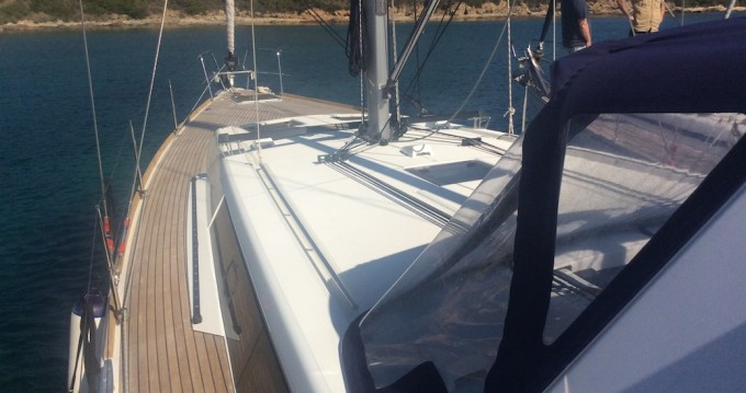 Alquiler de barcos Portisco barato de Oceanis 45