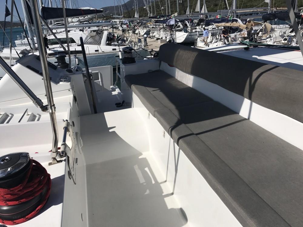 Alquiler de barcos Lagoon Lagoon 450F enCastiglioncello en Samboat