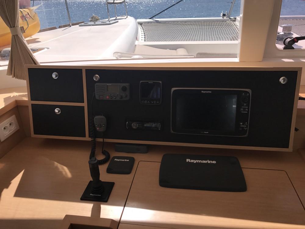 Catamarán para alquilar Castiglioncello al mejor precio