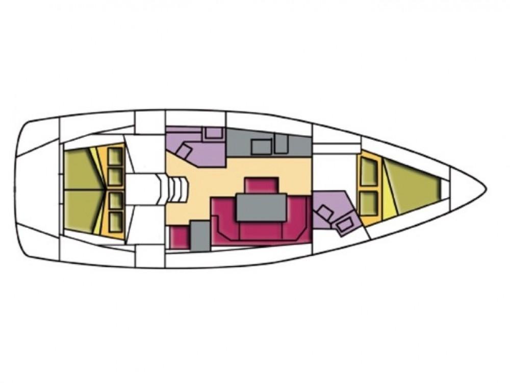 Alquiler de yate Castiglioncello - Bavaria Bavaria Cr 41 en SamBoat