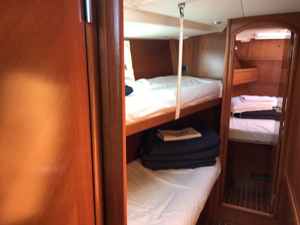 Jeanneau Sun Odyssey 54 DS entre particulares y profesional Olbia