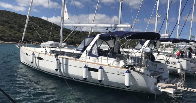 Alquiler de barcos Bénéteau Oceanis 45 enMarina di Portorosa en Samboat