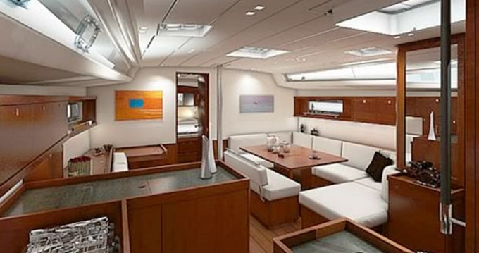 Alquiler de barcos Bénéteau Oceanis 48 enÁlimos en Samboat