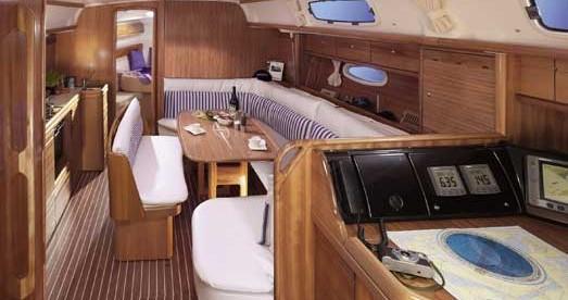 Alquiler de Bavaria Bavaria 39 Cruiser en Skiathos