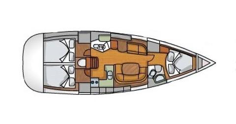 Alquiler Velero en Álimos - Jeanneau Sun Odyssey 42i