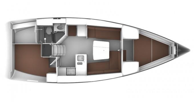 Bavaria Cruiser 37 entre particulares y profesional Álimos