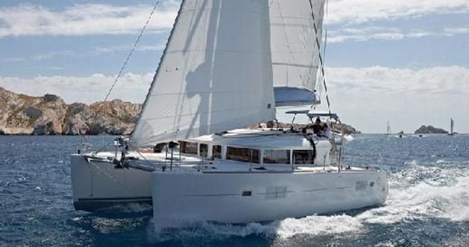Alquiler de barcos Rhodes barato de Lagoon 400