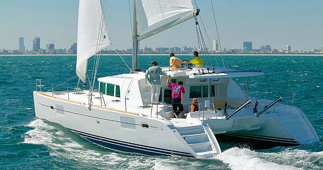 Lagoon Lagoon 400 entre particulares y profesional Rhodes