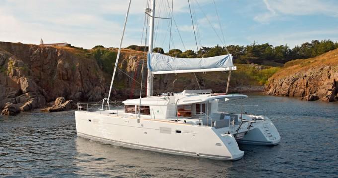 Alquiler de Catamarán, con o sin patrón Lagoon Propriano