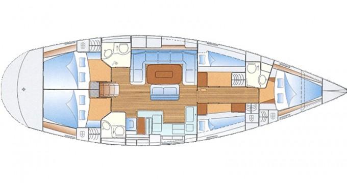 Alquiler de barcos Lefkada (Isla) barato de Bavaria 50