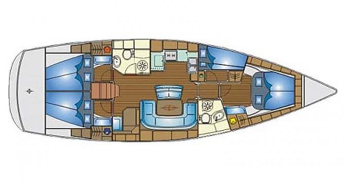 Alquiler de yate Lefkada (Isla) - Bavaria Bavaria 46 Cruiser en SamBoat