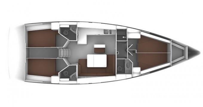 Alquiler de barcos Paros barato de Cruiser 46