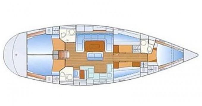 Alquiler de yate Álimos - Bavaria Bavaria 50 Cruiser en SamBoat