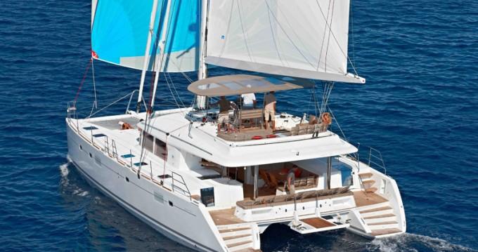 Alquiler de barcos Álimos barato de Lagoon 560