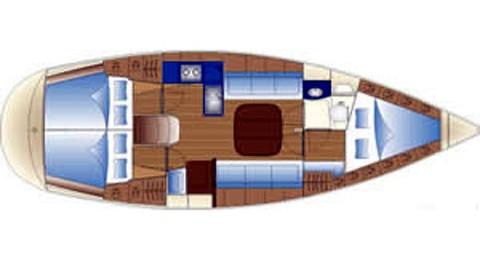 Alquiler Velero en Zadar - Bavaria Cruiser 36