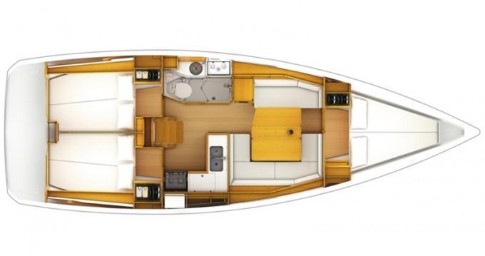 Alquiler de yate Álimos - Jeanneau Sun Odyssey 379 en SamBoat