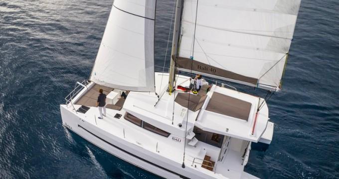 Alquiler de Bali Catamarans Bali 4.0 en Álimos