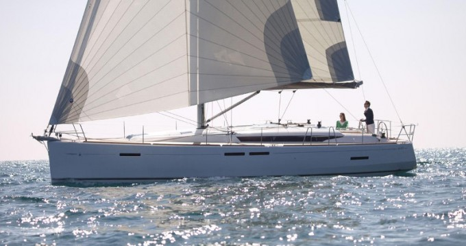 Alquiler de yate Veruda - Jeanneau Sun Odyssey 449 en SamBoat