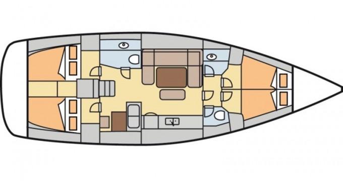 Alquiler de yate Kalkara - Dufour Dufour 450 en SamBoat
