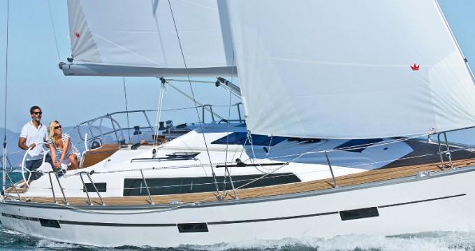 Bavaria Cruiser 37 entre particulares y profesional Propriano