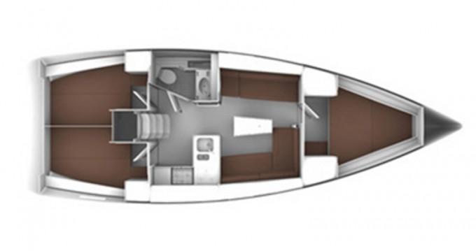Alquiler de barcos Propriano barato de Cruiser 37