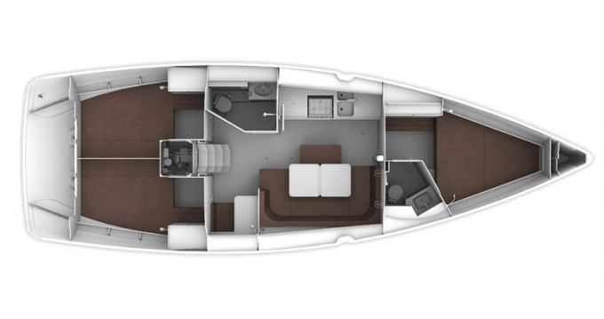Alquiler de Bavaria Cruiser 41 en Álimos