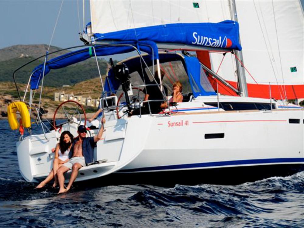 Alquiler de barcos Road Town barato de Sunsail 41