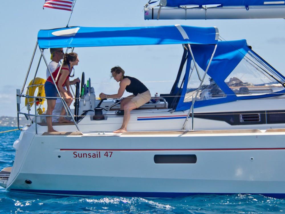Alquiler de barcos Jeanneau Sunsail 47/3 enRoad Town en Samboat