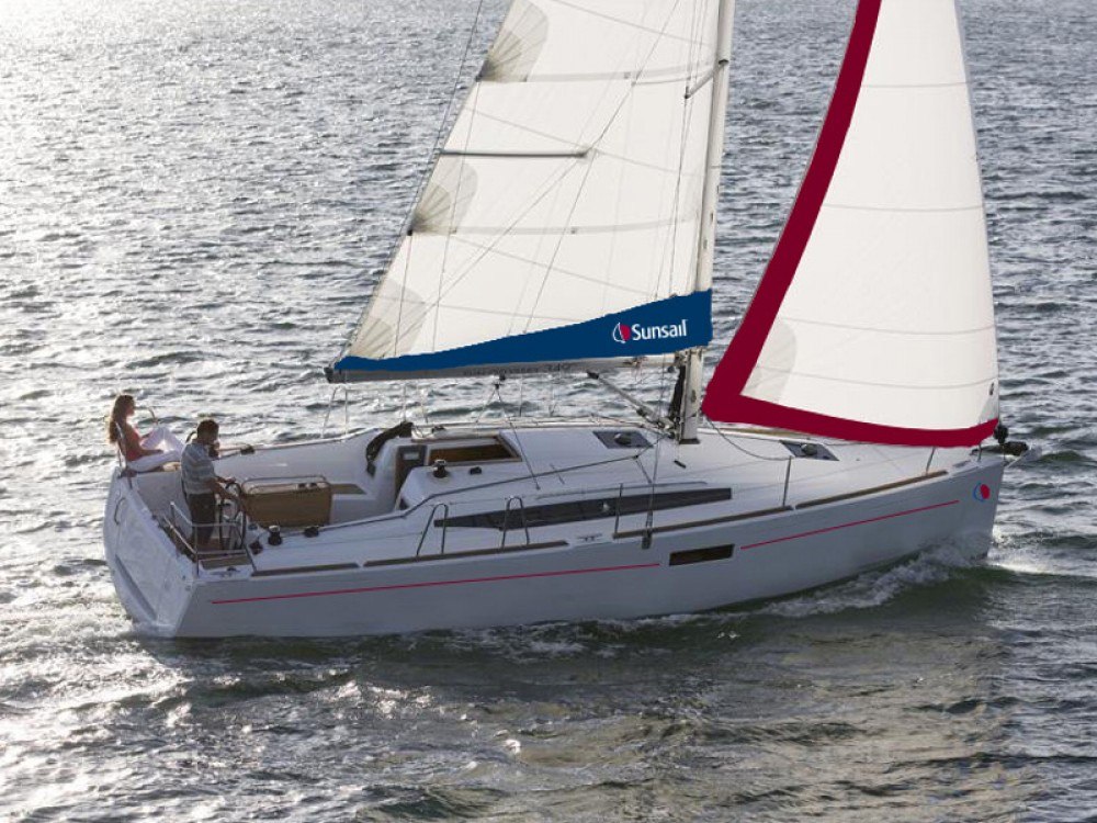 Alquiler de barcos Jeanneau Sunsail 34- 2/1 enMarina en Samboat