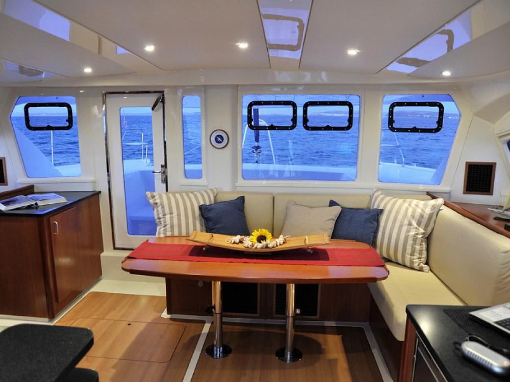 Alquiler de barcos Road Town barato de Sunsail 444
