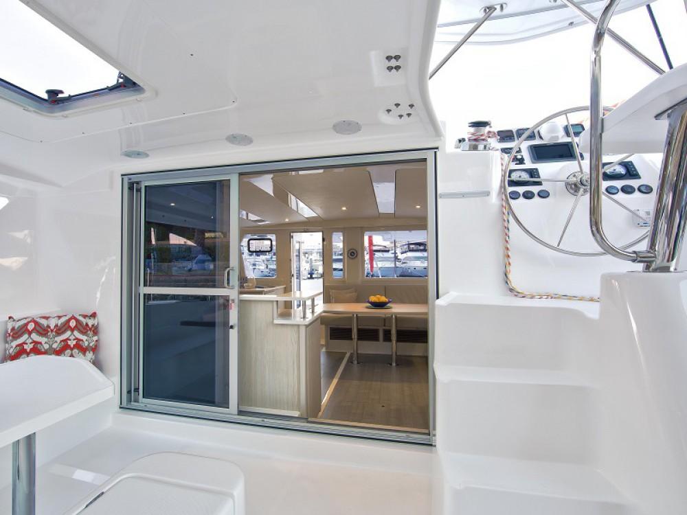 Alquiler de barcos Leopard Sunsail 444 enRoad Town en Samboat