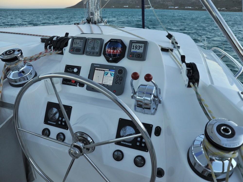 Alquiler Catamarán en Road Town - Leopard Sunsail 444