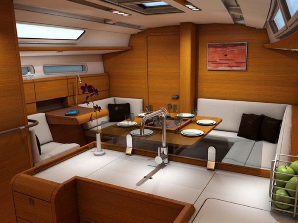 Alquiler de yate ACI Marina Dubrovnik - Jeanneau Sunsail 41 en SamBoat