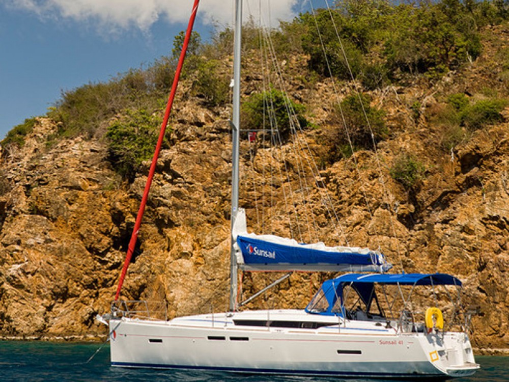 Alquiler de Jeanneau Sunsail 41 en ACI Marina Dubrovnik