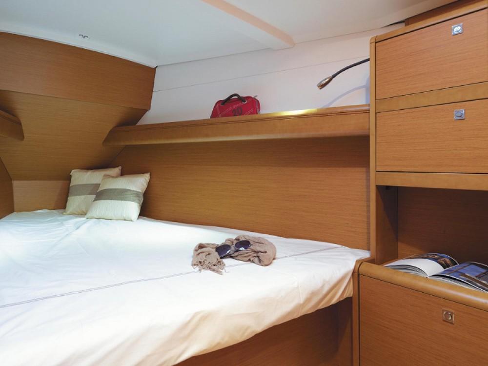 Alquiler Velero en ACI Marina Dubrovnik - Jeanneau Sunsail 38