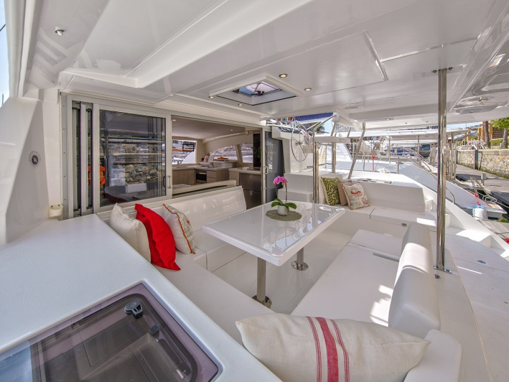 Alquiler de yate Port Louis Marina - Leopard Sunsail 404 en SamBoat