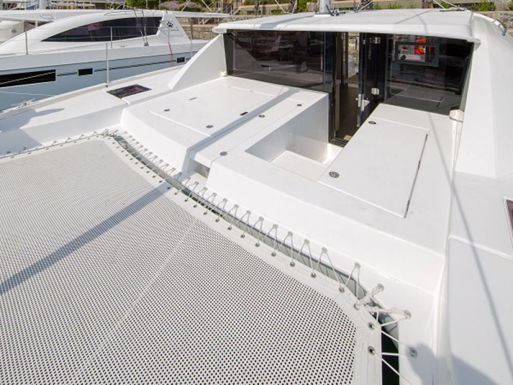 Alquiler Catamarán en Port Louis Marina - Leopard Sunsail 404