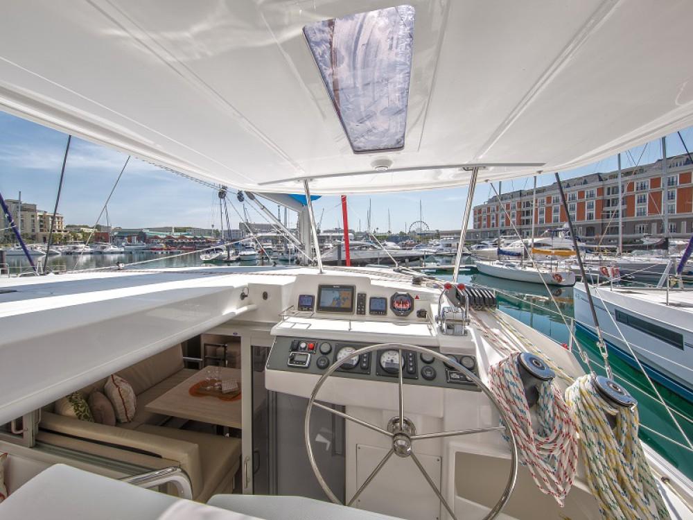 Alquiler Catamarán en  - Leopard Sunsail 404